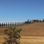 Südlich von Siena