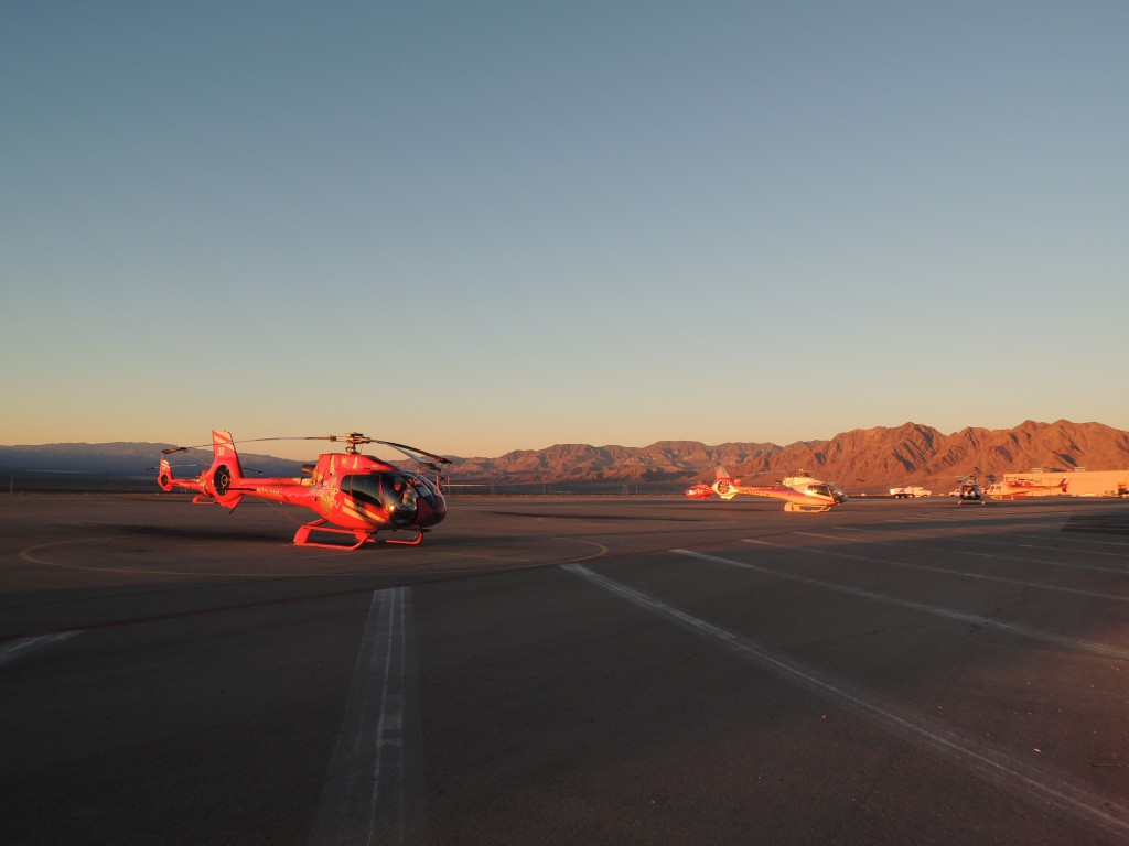 Boulder City Municipal Airport