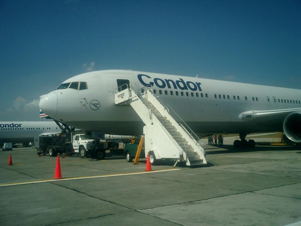 Condor B767 - 2003